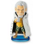 One Piece World Collectable Pre-Painted PVC Figure vol.8: TV061 - Silvers Rayleigh