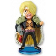 One Piece World Collectable Pre-Painted PVC Figure vol.8: TV058 - Duval