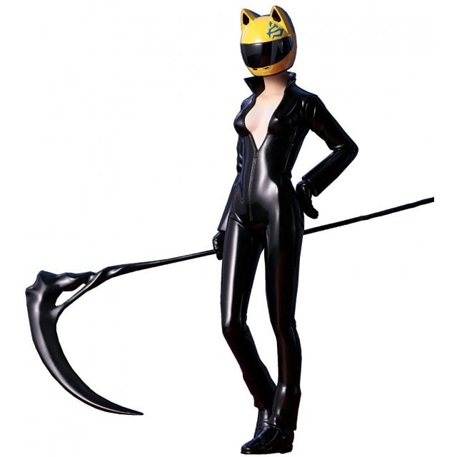 Durarara!! 1/8 Scale Pre-Painted PVC Figure: Celty Sturluson Normal Ver.