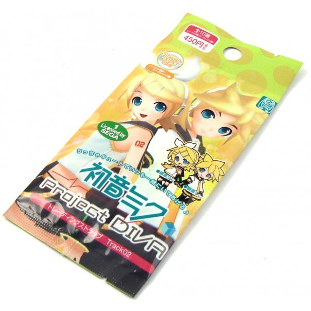 Hobby Stock Vocaloid: Character Vocal Series Miku Hatsune Project Diva Trading Strap Track 2