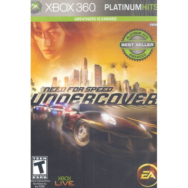 Need for Speed Undercover (Platinum Hits)