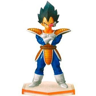 Legend of Saiyan Non Scale Pre-Painted PVC Collectable Figure: 06 Vegeta
