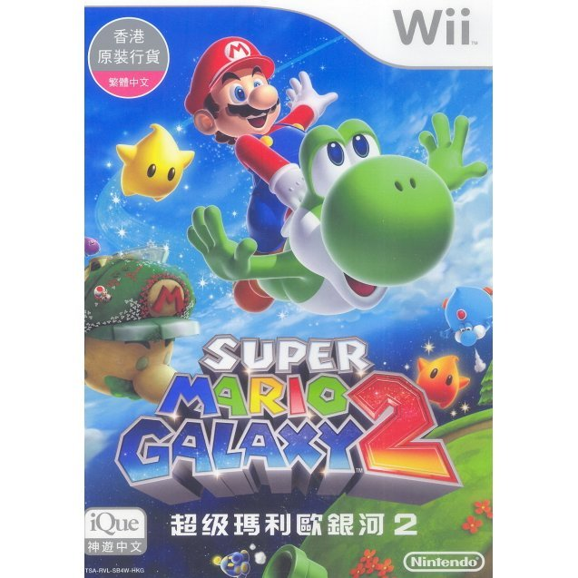 Super Mario Galaxy 2 (Chinese language Version)