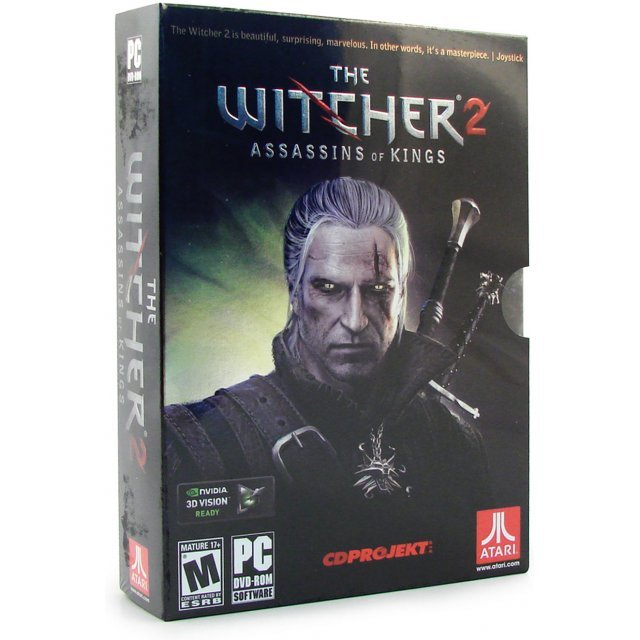The Witcher 2: Assassins of Kings (DVD-ROM)