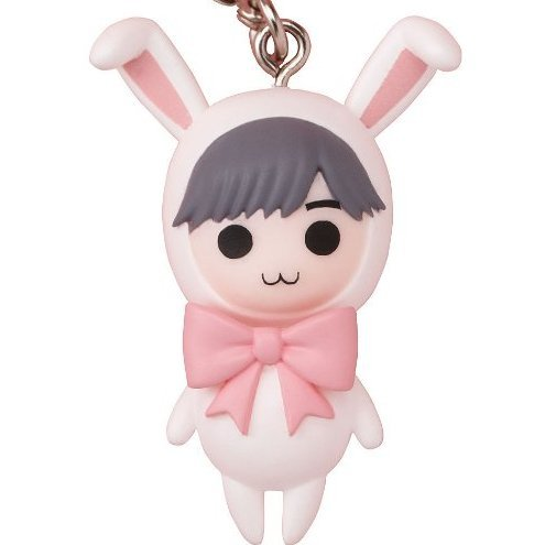 Good Smile Loveplus Character Charm Collection Phone Strap: Bunny Manaka