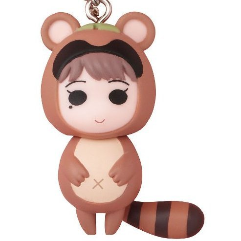 Good Smile Loveplus Character Charm Collection Phone Strap: Tanuki Nene