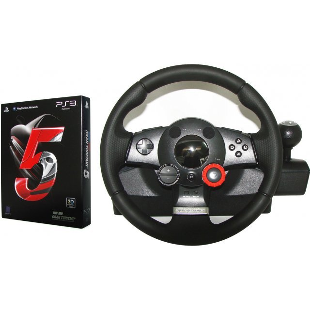 Gran Turismo 5 (Driving Force GT Bundle)