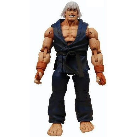 Street Fighter IV  Action Figure: Ken Alternate Costume Ver.