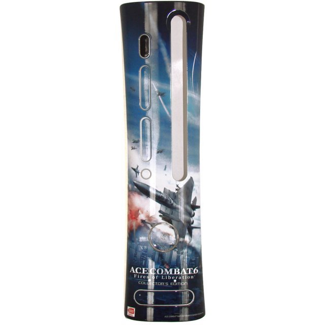 Xbox 360 Faceplate (Ace Combat 6: Fires of Liberation Version 1)