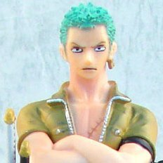 One Piece - Memories of Merry Non Scale Pre-Painted PVC Figure Vol. 2: Zoro