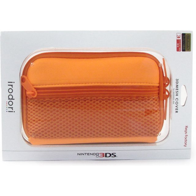 3D Mesh Cover 3DS (orange)
