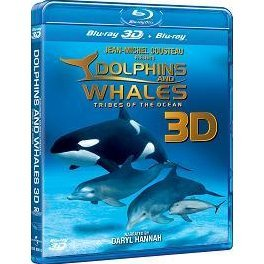 Dolphins & Whales: Tribes Of The Ocean [2D+3D Blu-ray]