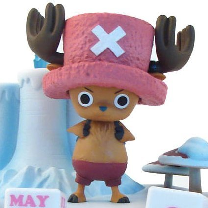 One Piece  Eternal Calendar Non Scale Pre-Painted PVC Figure: Chopper