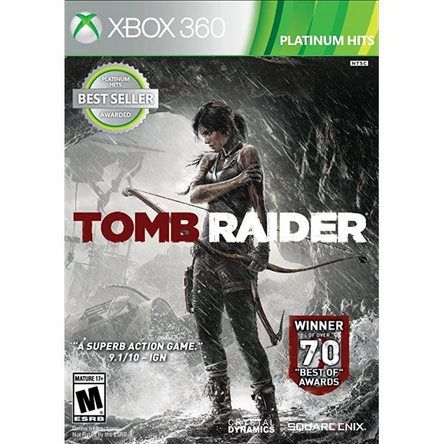 Tomb Raider (Platinum Hits)