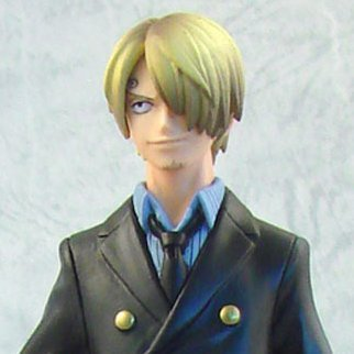 One Piece The Grandline Men Vol.6 Pre-Painted PVC Figure: Sanji