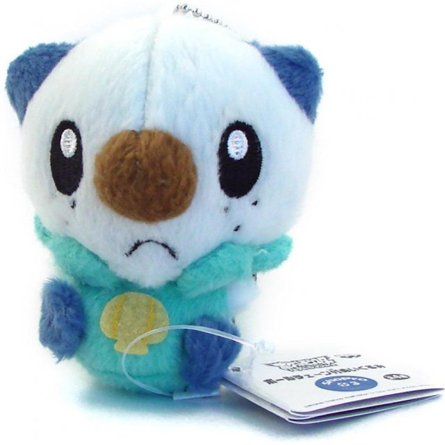 Banpresto Pokemon Best Wishes Key Chain Plush Doll: Mijumaru
