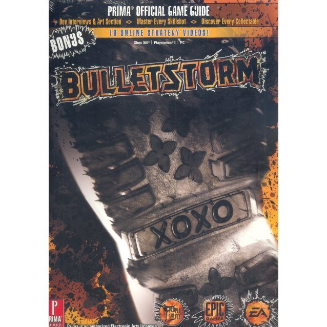 Bulletstorm: Prima Official Game Guide