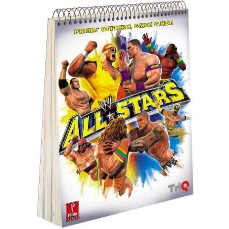 WWE All-Stars: Prima Official Game Guide