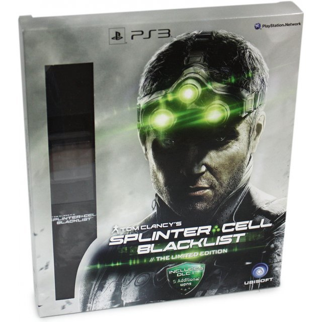 Tom Clancy's Splinter Cell: Blacklist (Limited Edition)