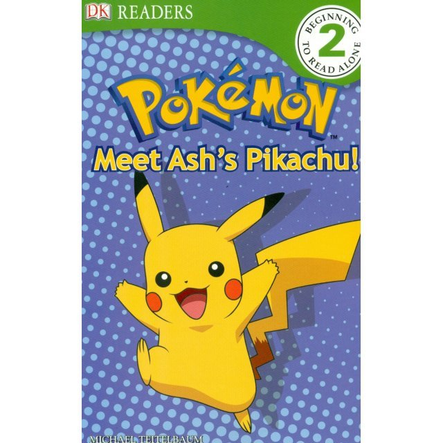 Meet Ash's Pikachu Pokemon Reader PB