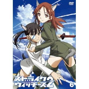 Strike Witches 2 Vol.6