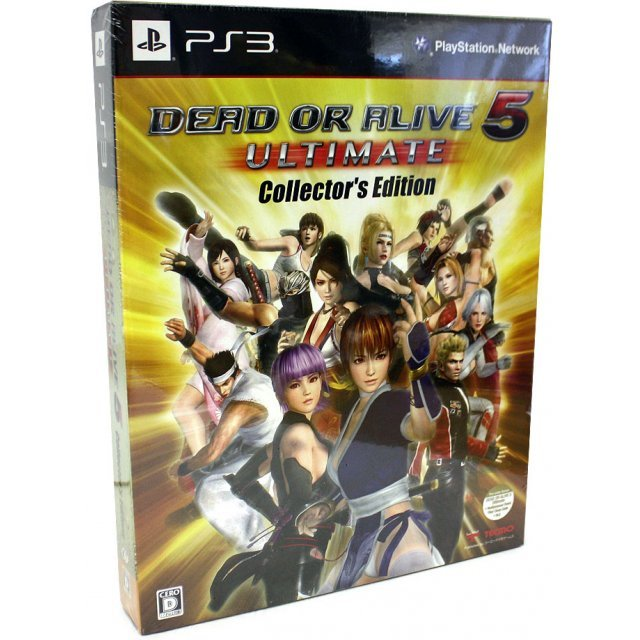 Dead or Alive 5 Ultimate (Collector's Edition)