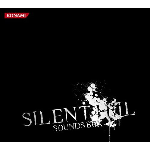 Silent Hill Sounds Box [CD+DVD Limited Edition]