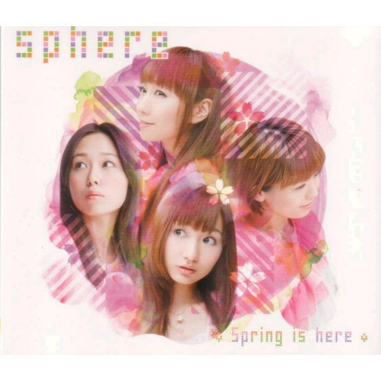 Spring Is Here [CD+DVD Limited Edition]