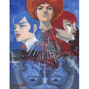 Space Runaway Ideon Theatrical Edition - Sesshoku Hen Hatsudo Hen [2Blu-ray+DVD Limited Edition]