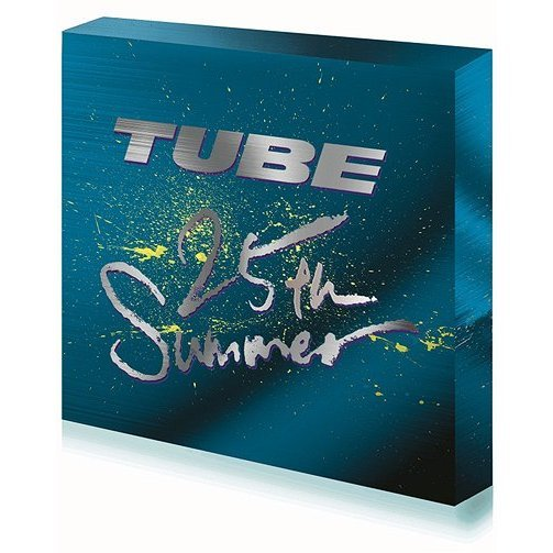 Tube 25th Summer DVD Box [Limited Edition]