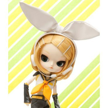 Character Vocal Series Non Scale Pre-Painted Doll Figure: Dal Kagamine Rin
