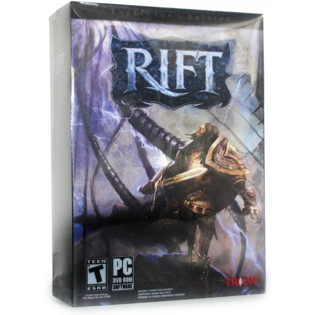 RIFT (Collector's Edition) (DVD-ROM)