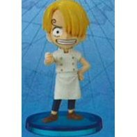 One Piece World Collectable Pre-Painted PVC Figure vol.10: TV073 - Sanji Kid ver.