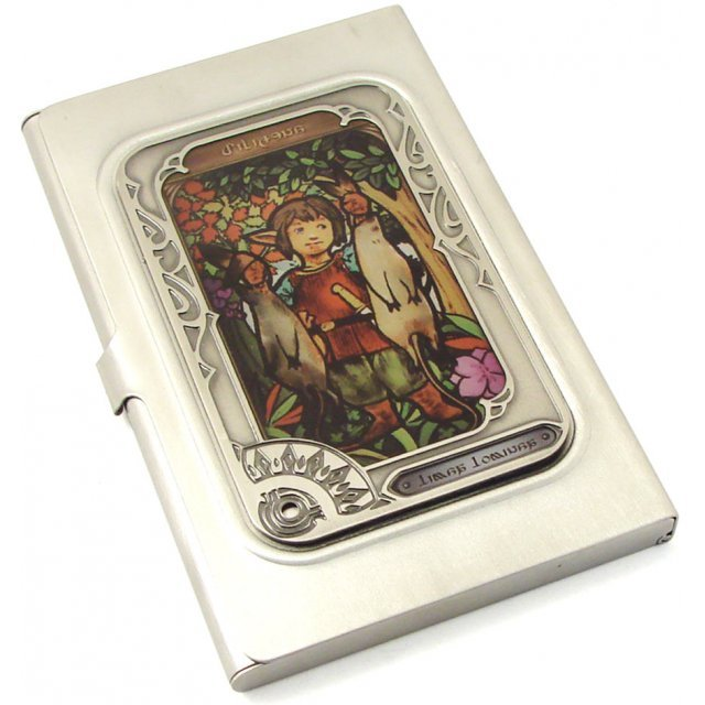 Final Fantasy XIV Guildleves Card Case: Diligence