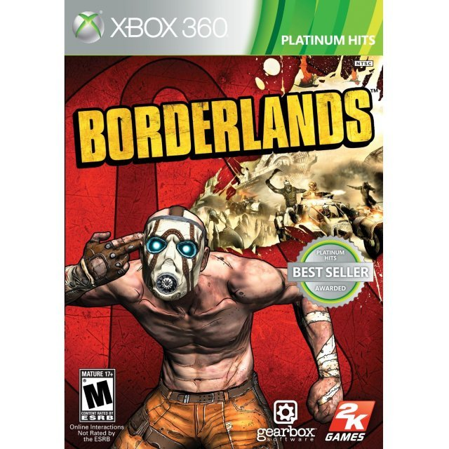 Borderlands (Platinum Hits)