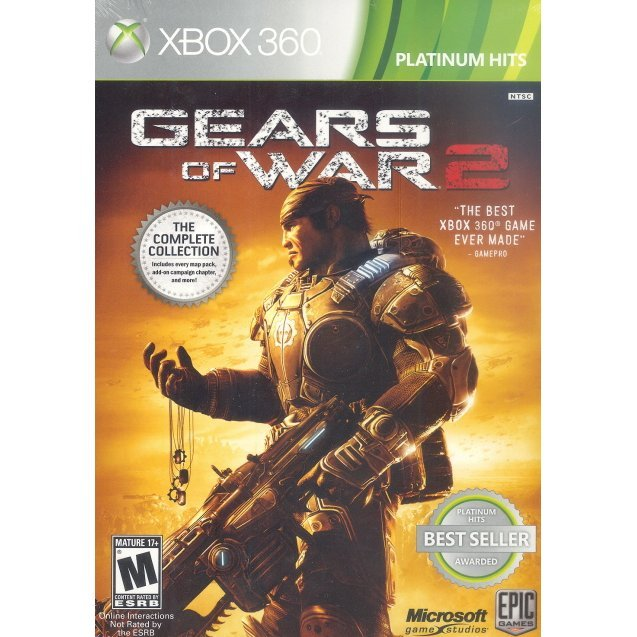 Gears of War 2 (Game of the Year) (Platinum Hits)
