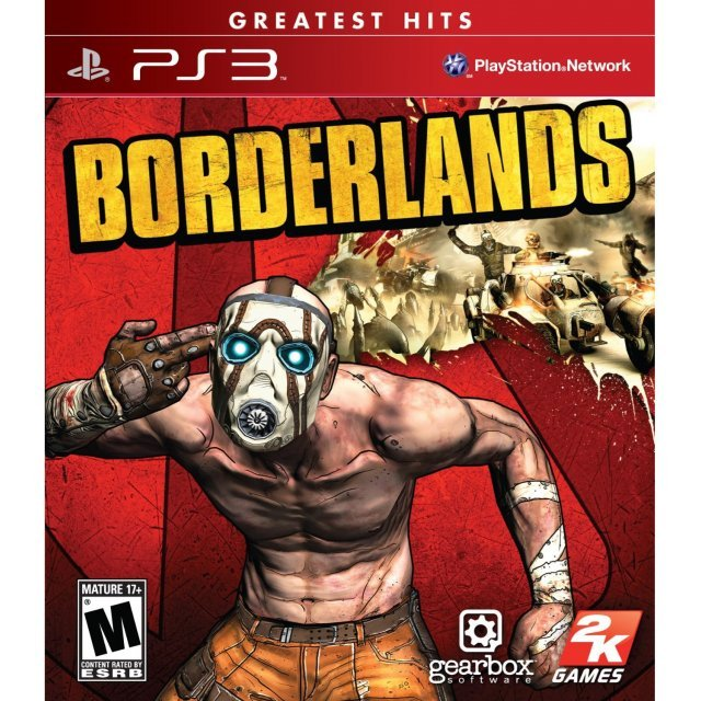 Borderlands (Greatest Hits)