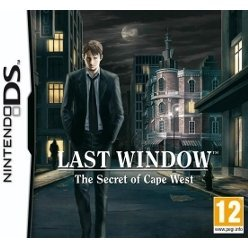 Last Window: The Secret of Cape West (case damaged)