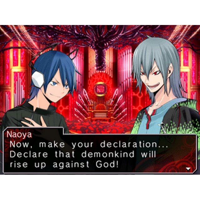 shin megami tensei devil survivor 3ds