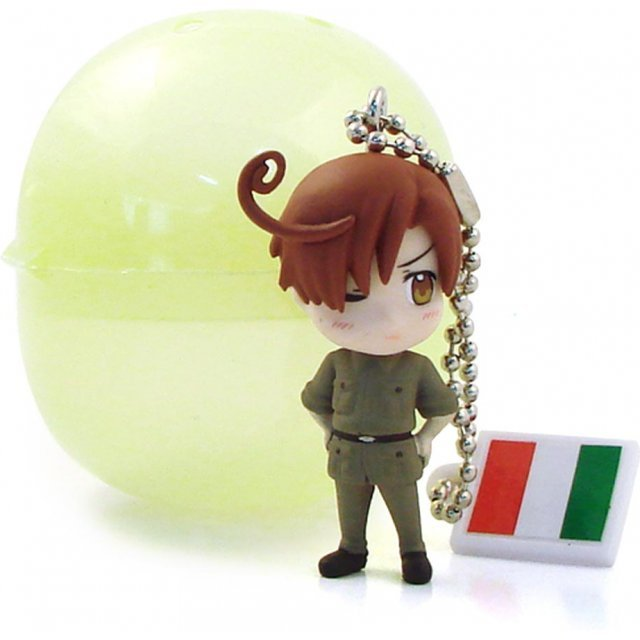 TakaraTomy Hetalia Axis Powers Pre-Painted Mini Figure Key Chain Part 3