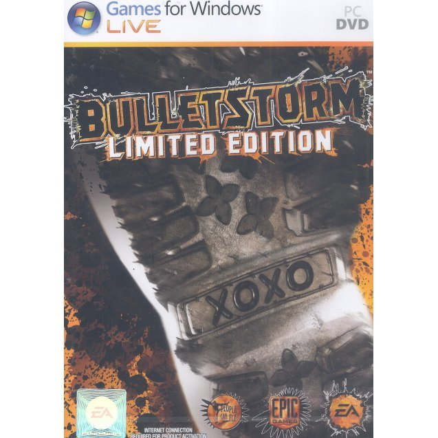 Bulletstorm (Limited Edition) (DVD-ROM)