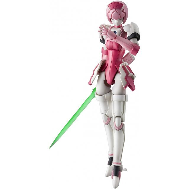 Phantasy Star Online Blue Burst 1/12 Scale Pre-Painted Plastic Model Kit: Pacaseal Elenor Ver. Apsy (Re-run)