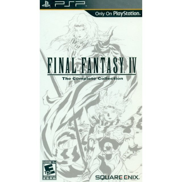 summons final fantasy. Final Fantasy IV: Complete