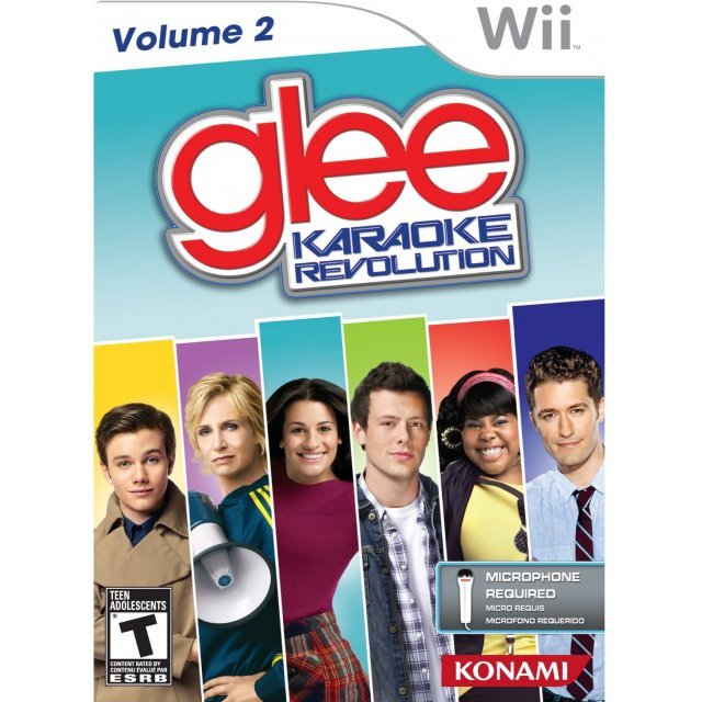Karaoke Revolution Glee 2: Road to Regionals