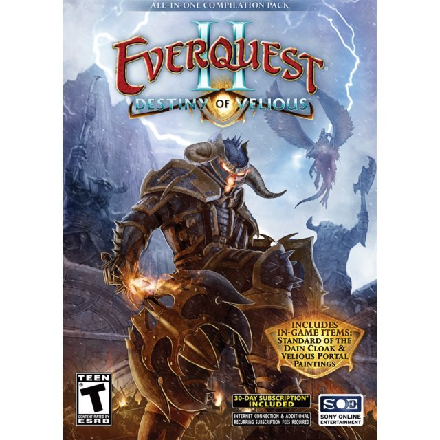 Everquest II: Destiny of Velious (DVD-ROM)