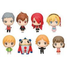 Game Characters Mini Collection Persona 3 & Persona 4 Vol. 2  Pre-Painted Trading Figure