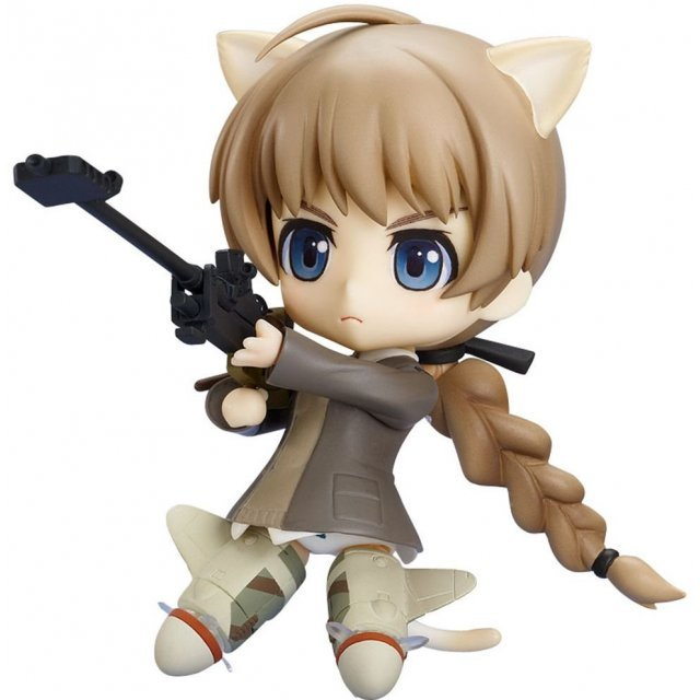 Nendoroid No. 162 Strike Witches: Lynette Bishop