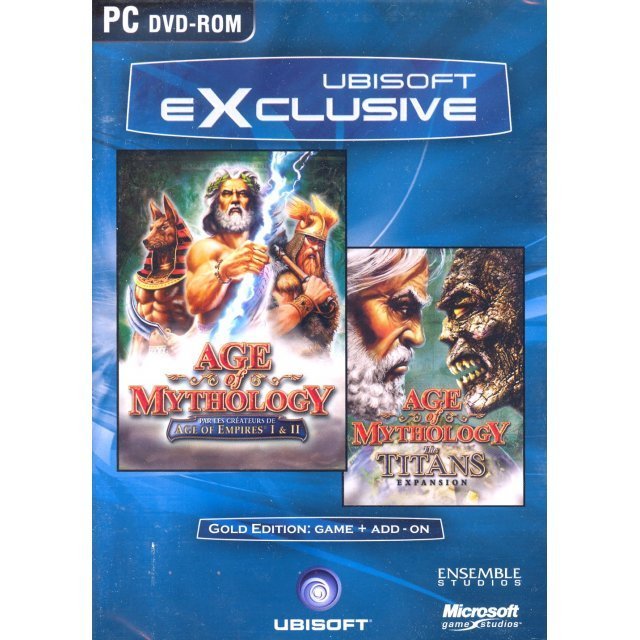 Age of Mythology & The Titans Expansion (Gold Edition)