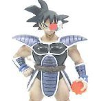 Legend of Saiyan Non Scale Pre-Painted PVC Collectable Figure: 23 Turles