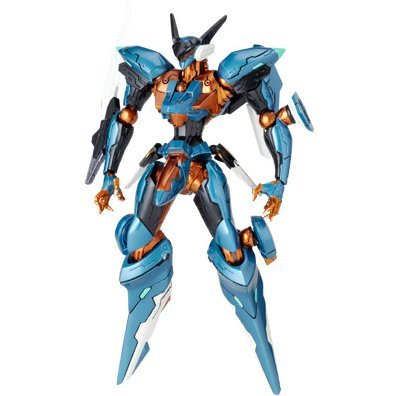 Revoltech Series No. 103 - Zone of the Enders Pre-Painted PVC Figure: Jehuty (Re-run)